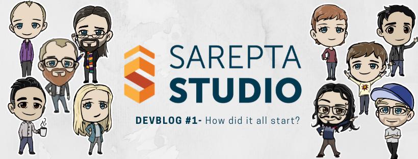 Indie Devblog #1 – Sarepta studio: How it all started.